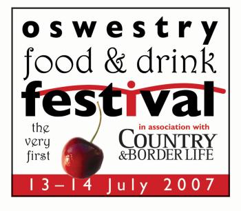 Oswestry Food Festival 2007