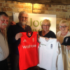 Replica England Cricket Kit Donation to CRY Charity